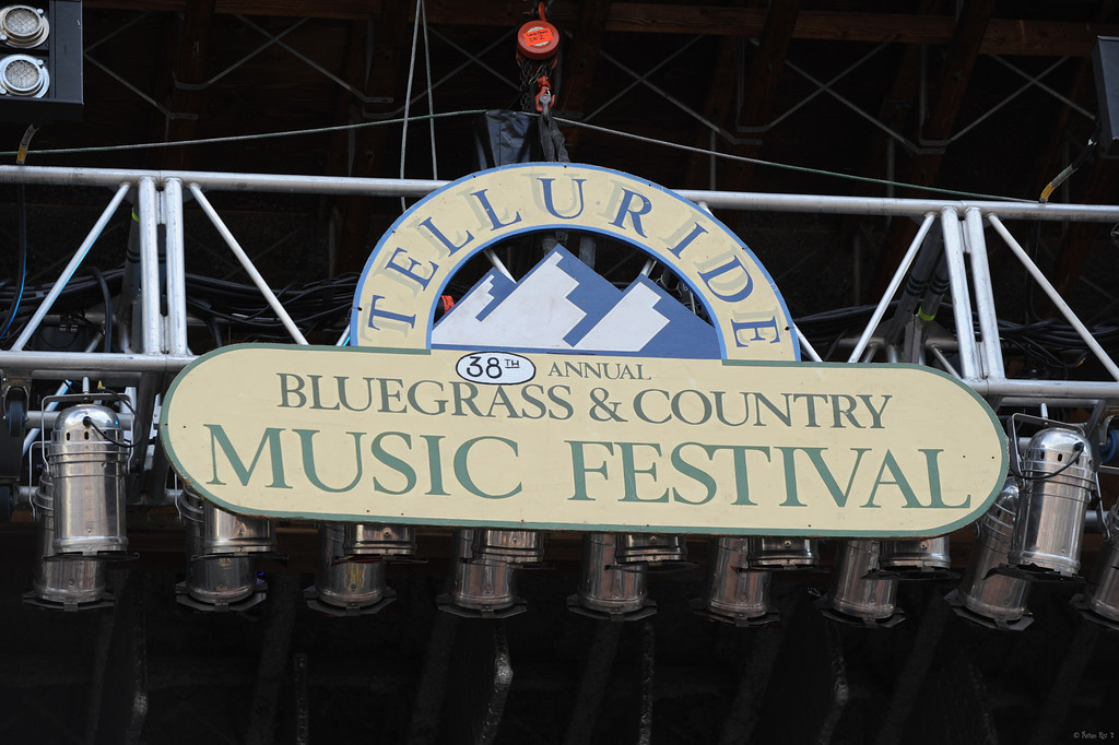 1a Bluegrass Sign