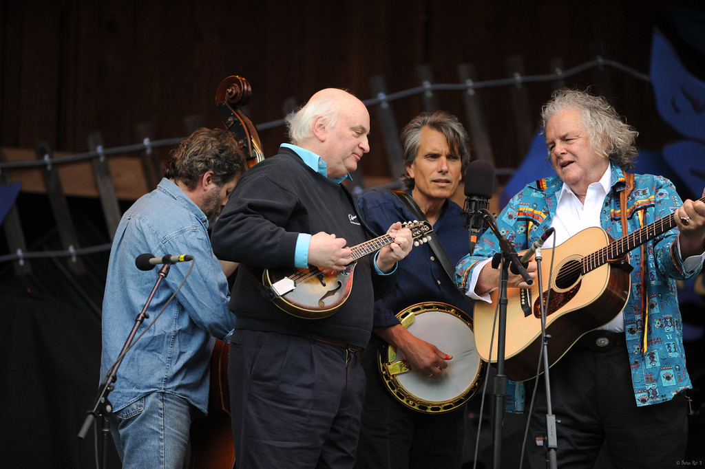 22 Peter Rowan Bluegrass Band 02
