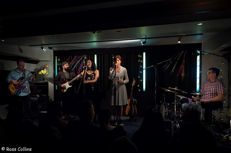 The Tempests at The Fold, Wellington, 31 August 2018