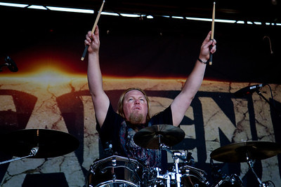 Testament  7/10/2011, Rockstar Mayhem Festival, Mt View  My portfolio at http://www.skaffari.fi  On Facebook http://www.facebook.com/Miikka.Skaffari.Photography