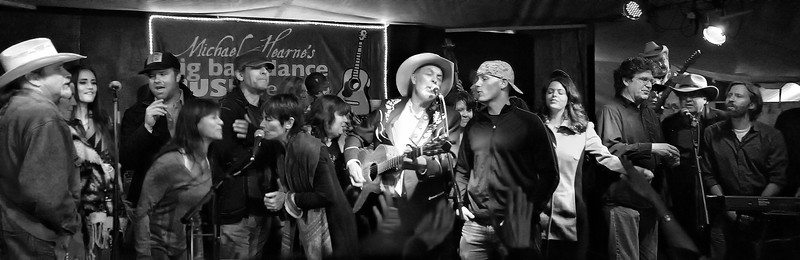 Michael Hearne's Big Barndance Festival Finale