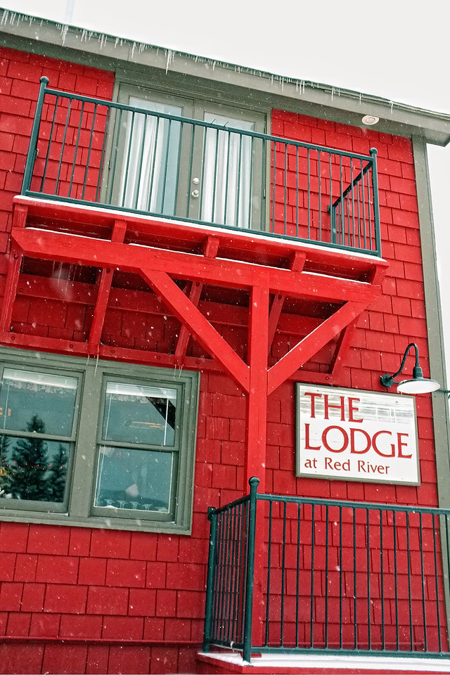 The Lodge at Red River