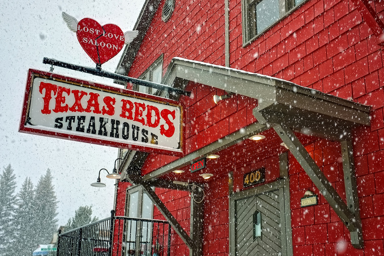 Texas Reds Steakhouse, Red River