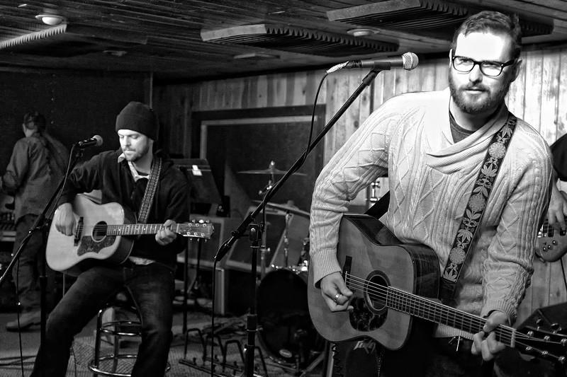 Josh Grider and Drew Kennedy