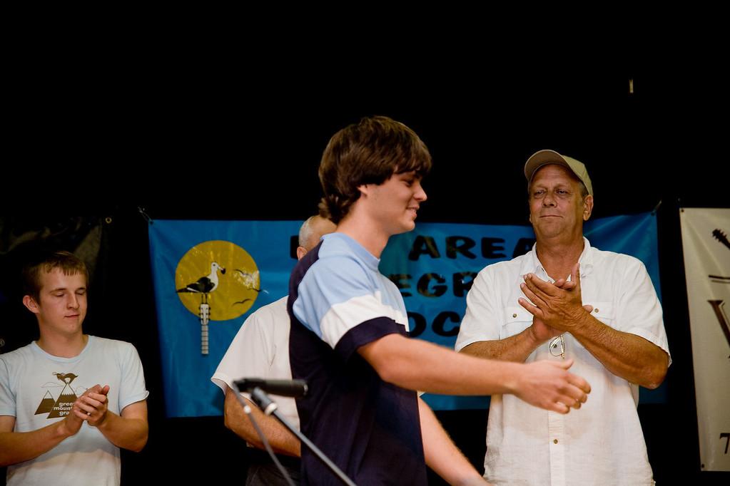 2008Texas State Mandolin Champ Brian Roe