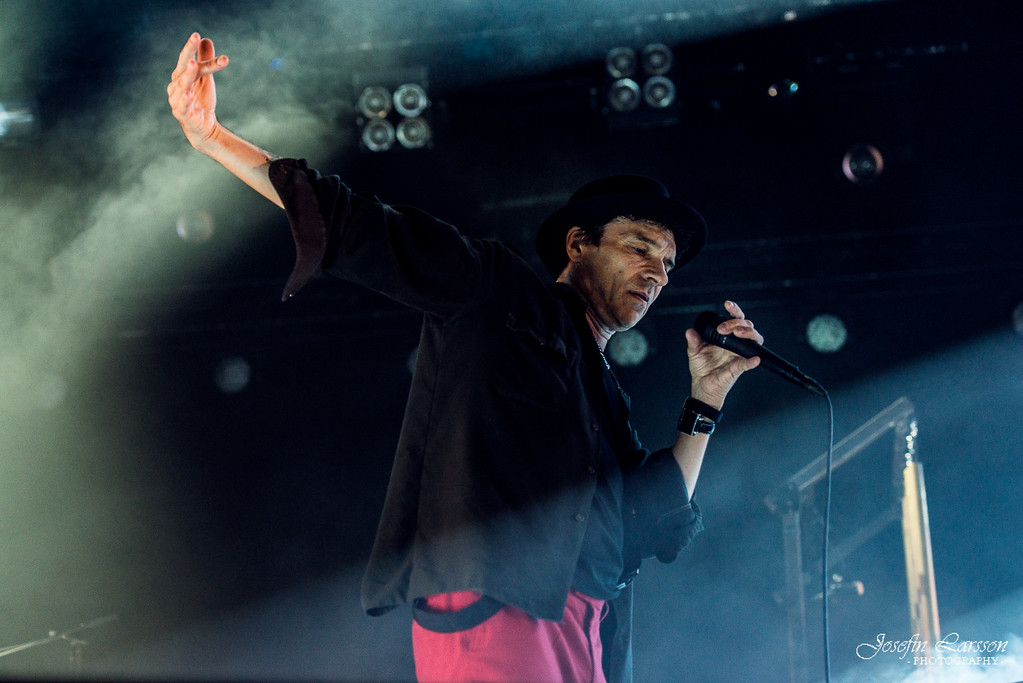 Thåström at Malmö Festivalen 2015
