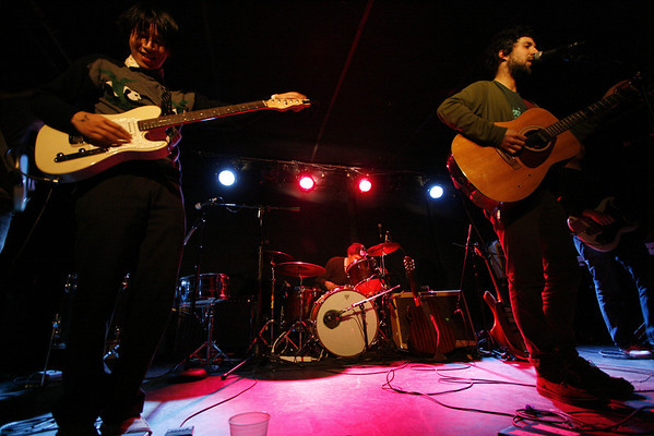 The Acorn - Mercury Lounge, NYC - February 29th, 2008 - Pic 1