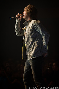 The Afters perform in Lakeland, Florida on April 16, 2011