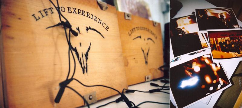 Lift To Experience Memorabilia At Bella Union (London)