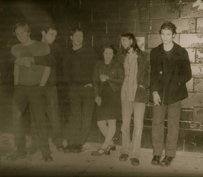 The Autumns and friends.   Sometime in the 90s.