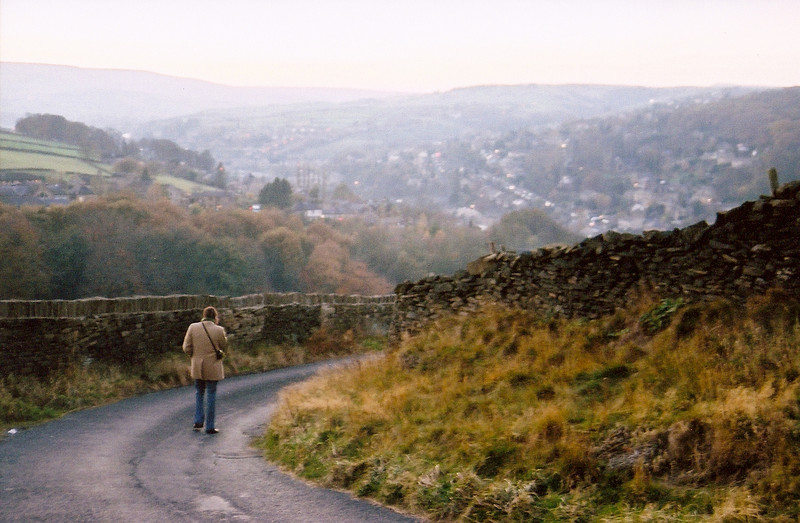 Koroshec in Holmfirth, England 2007