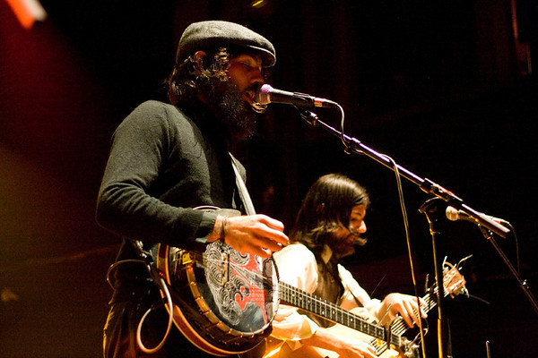 The Avett Brothers - Webster Hall, NYC - November 17th, 2007 - Pic 3