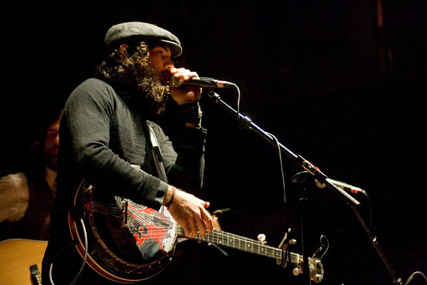 The Avett Brothers - Webster Hall, NYC - November 17th, 2007 - Pic 1