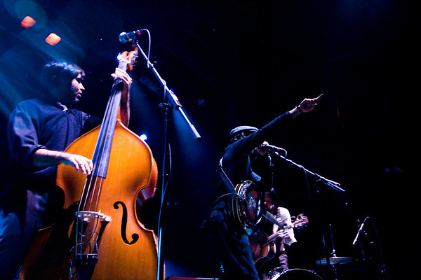 The Avett Brothers - Webster Hall, NYC - November 17th, 2007 - Pic 6