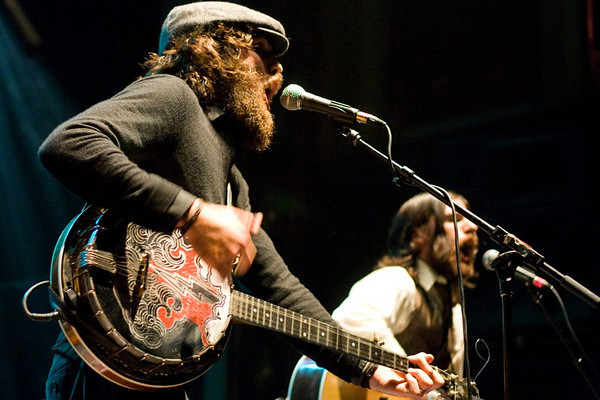 The Avett Brothers - Webster Hall, NYC - November 17th, 2007 - Pic 13