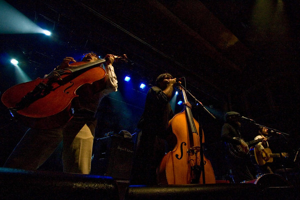 The Avett Brothers - Webster Hall, NYC - November 17th, 2007 - Pic 12