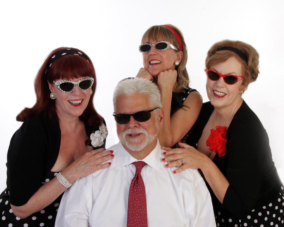 Donna, Billy, Mary, and Carol-Joy.   Contact Carol-Joy @ 415-246-9298