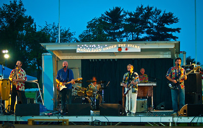 Endless Summer Band 2008 1