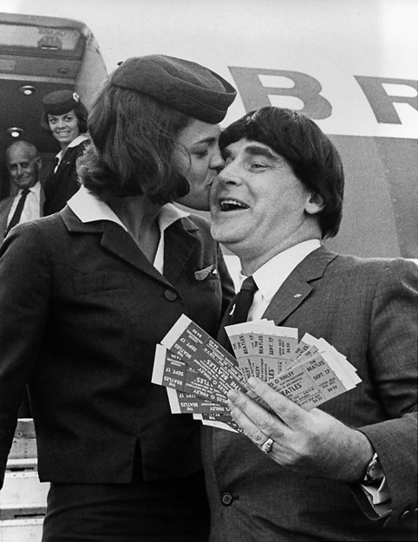 The Beatles in KC Photos by Dale Monaghen