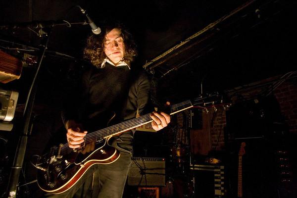 The Big Sleep - Mercury Lounge, NYC - December 31st, 2007 - Pic 13