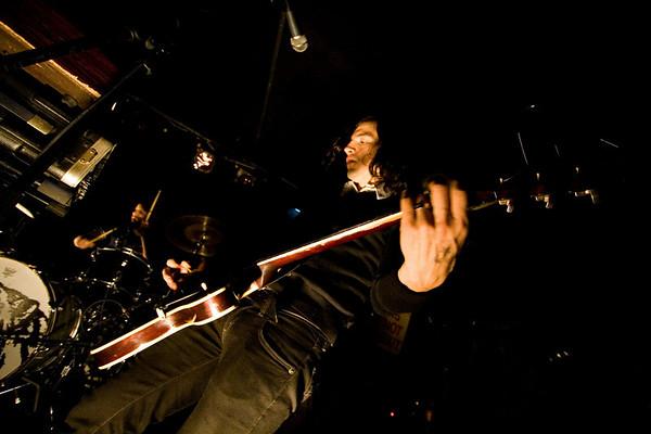 The Big Sleep - Mercury Lounge, NYC - December 31st, 2007 - Pic 3