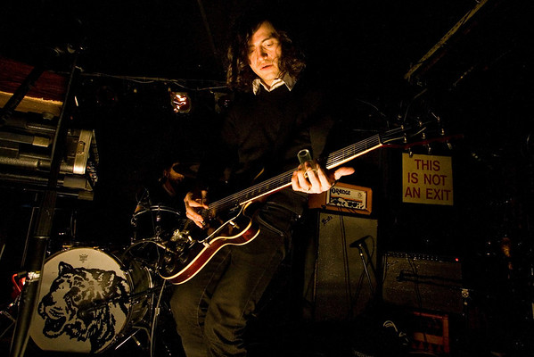 The Big Sleep - Mercury Lounge, NYC - December 31st, 2007 - Pic 2