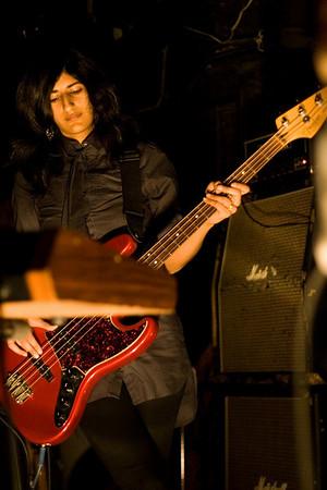 The Big Sleep - Mercury Lounge, NYC - December 31st, 2007 - Pic 9