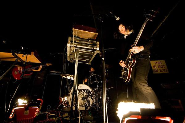 The Big Sleep - Mercury Lounge, NYC - December 31st, 2007 - Pic 14