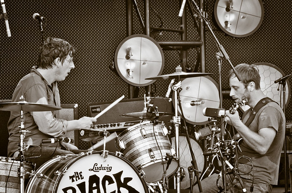 The Black Keys - Final Four Big Dance Concert New Orleans 03-31-12