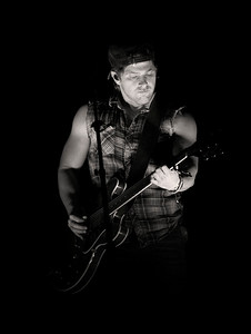 Kip Moore ~ black and white