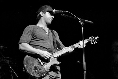 Kip Moore black and white