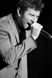 Brett Eledredge ~ black and white