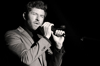 Brett Eldredge ~ black and white