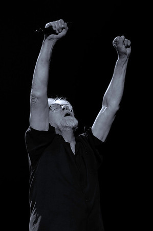 Bob Seger ~ black and white