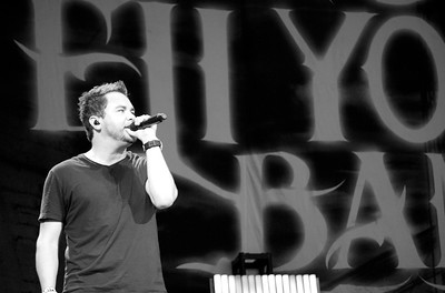 Mike Eli ~ Eli Young Band ~ Black and White
