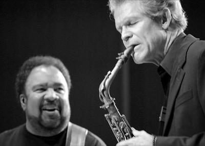 George Duke & David Sanborn George Duke, Marcus Miller & David Sanborn in concert Kleinhans Music Hall, Buffalo, NY 1 June 2011