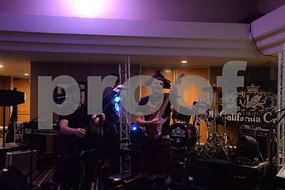 28 October 2016 The California Celts at the Hard Rock Hotel, Palm Springs