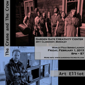Garden Gate, Feb 1, 2013