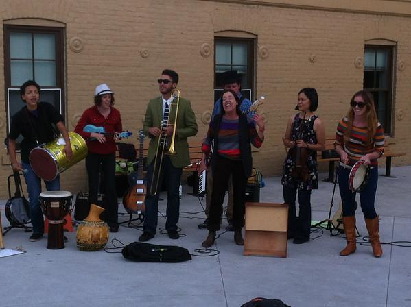 Oakland Street Fair, Sept 21, 2012