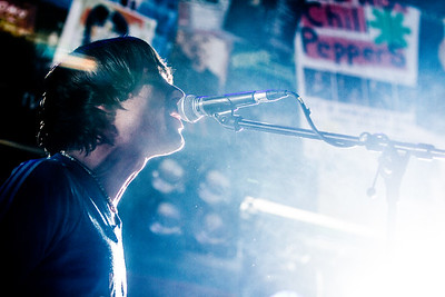 Ryan Jarman of The Cribs