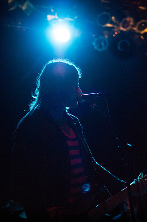 Ricky Jackson of The Daylights performs at State Theatre in St. Petersburg, Florida on April 27, 2011
