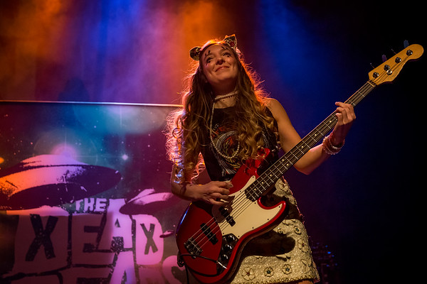 February 18, 2018 Dahlia Presents The Dead Deads in support of Stone Sour. Photo by Tony Vasquez.