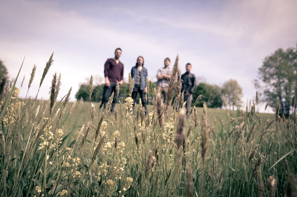 The Dead Weeds Photoshoot