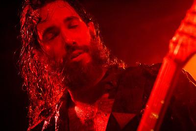 The Devils Blood, 4/24/2012, Slim's, San Francisco