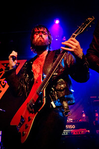 The Devils Blood, 4/24/2012, Slim's, San Francisco