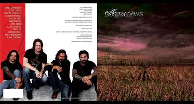 The Disparrows - Stephen Tecci & Mike Brasic & Grant Loosvelt & Dirrty Weber