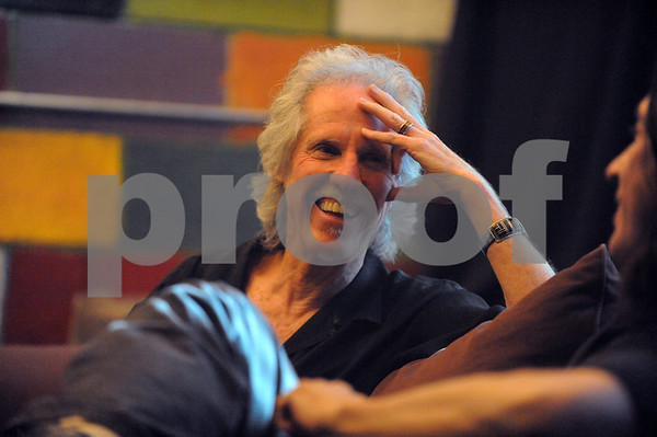 John Densmore Book Signing at Amoeba Records Hollywood, CA  June 14, 2013