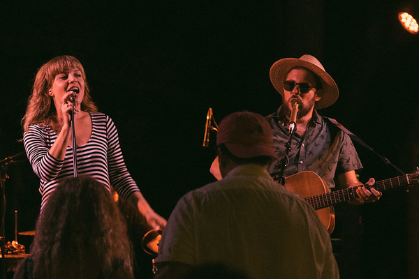 The Dustbowl Revival and The Black Lillies
