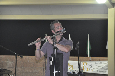 The Fenians at Yucaipa Summer Concert, Second set 5 August 2012