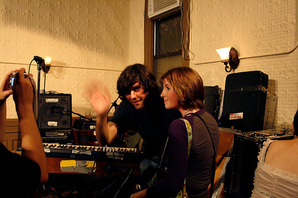 The Fiery Furnaces - Sound Fix Records - Brooklyn - October 6th - 2007 - Pic 5